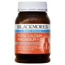 (Blackmores) Total Calcium Magnesium + Vitamin D3