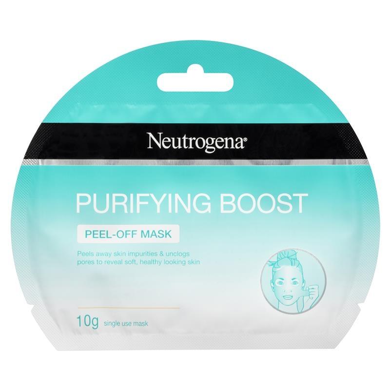 Mặt nạ dưỡng ẩm cho da hỗn hợp Neutrogena Deep Clean Purifying Peel Off Mask 10g