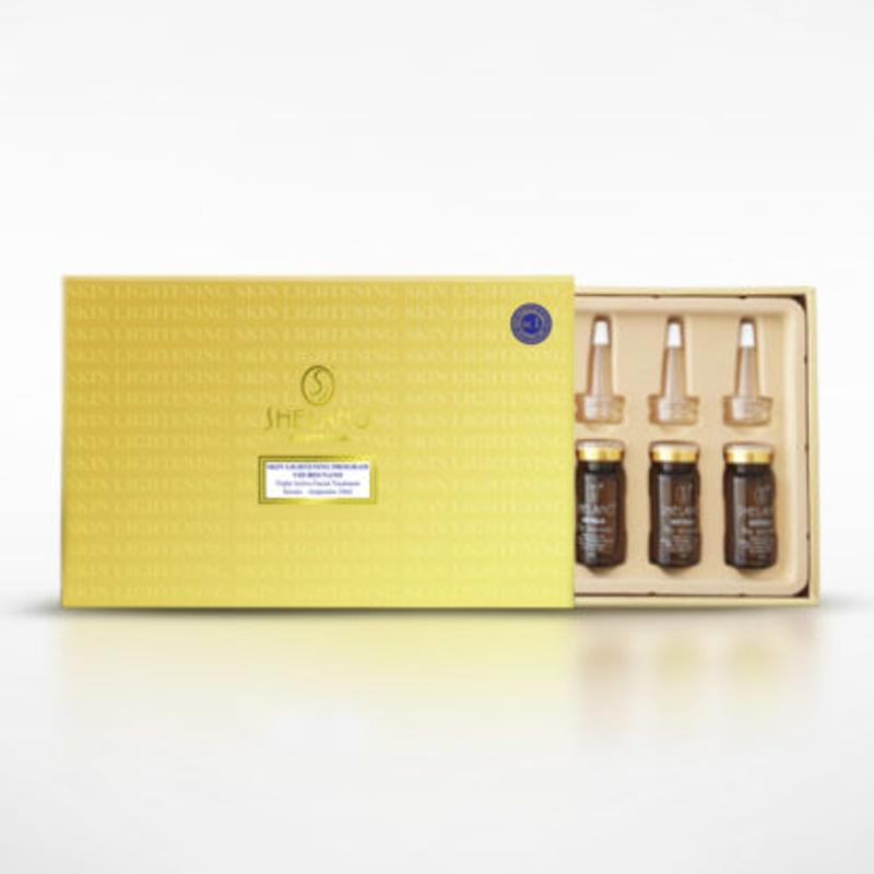 Skin Lightening Program VIII Bio-Nano Triple Active Facial Treatment