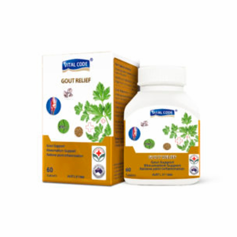 Gout Relief 60 tablets