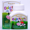 Top Life Colostrum Tablets 820mg 180 Tablets
