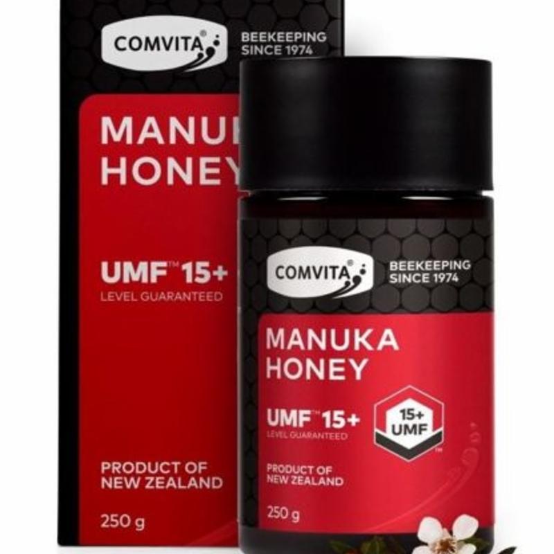 UMF 15+ Manuka Honey 250GR