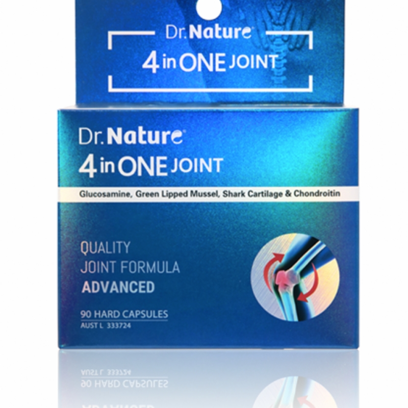 Dr. Nature 4 in ONE JOINT 90 capsules