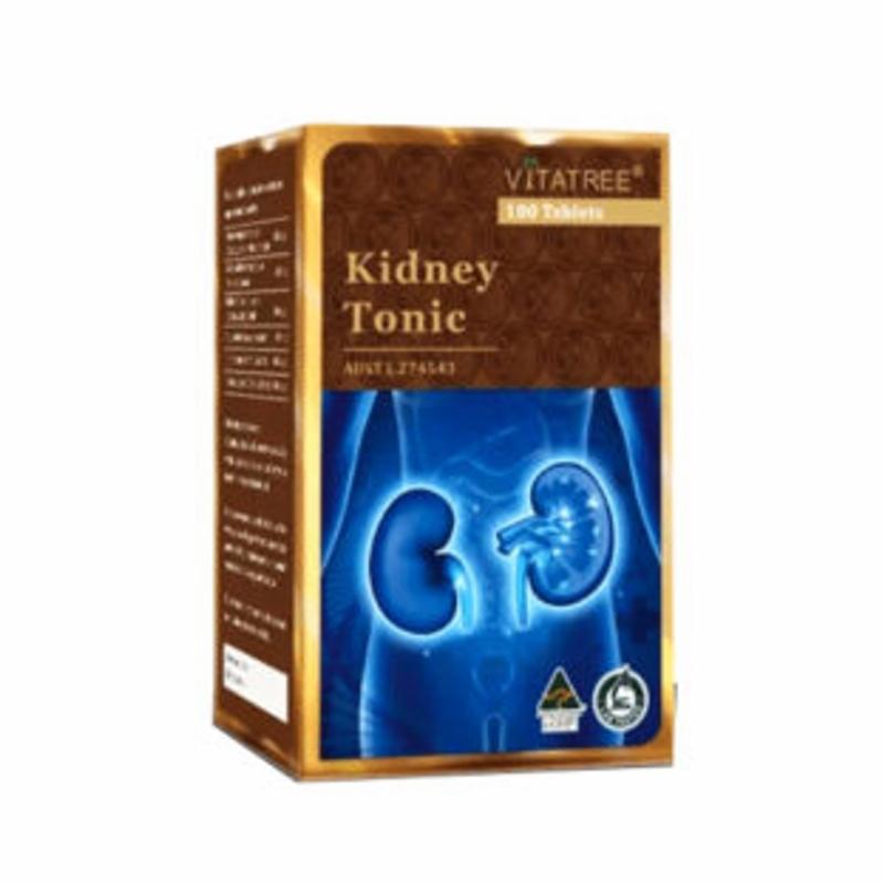 Kidney Tonic 100 Capsules