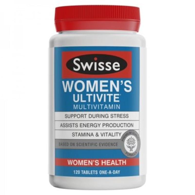 Women's Utivite Multivitamin 120 tablets