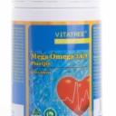 Vitatree Mega Omega 3, 6, 9 Plus Q10
