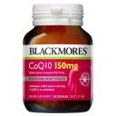 CoQ10 150mg 30 caps – Blackmores