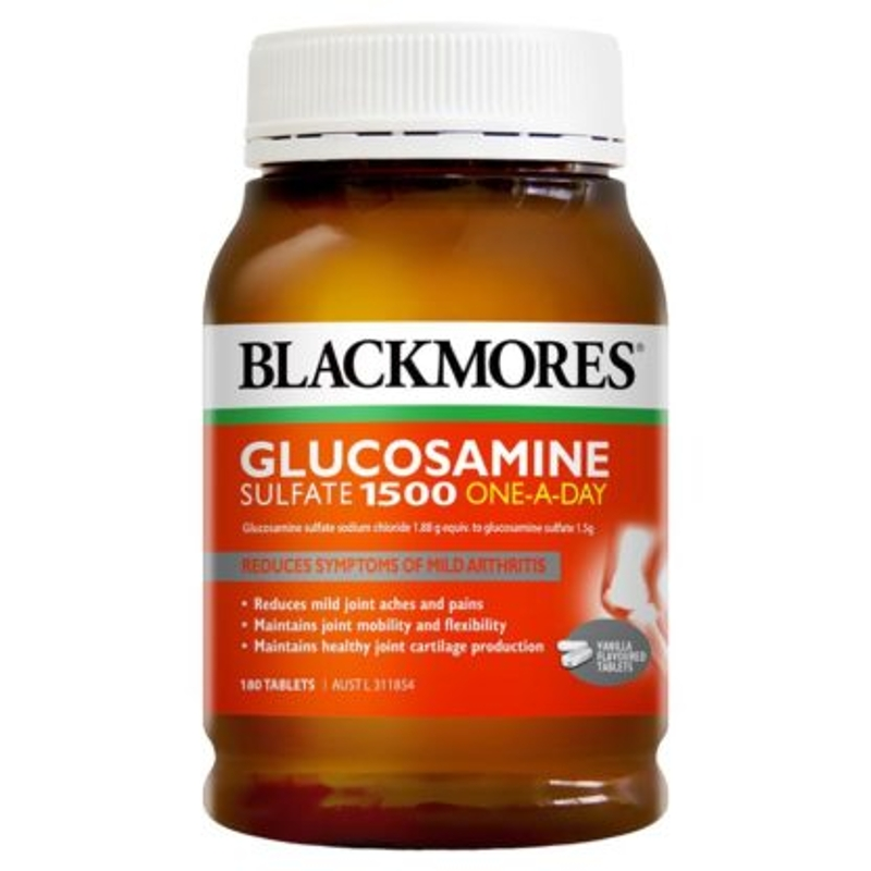 Glucosamine Sulfate 1500 180 tablets