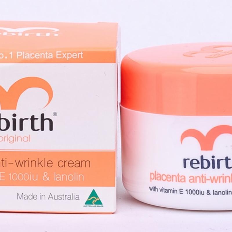 Rebirth Placenta Anti-Wrinkle Cream 100ml