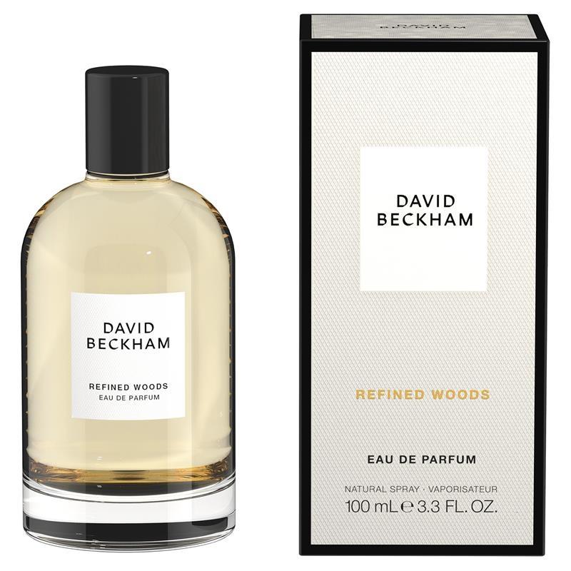 David Beckham Refined Woods Eau De Parfum 100ml