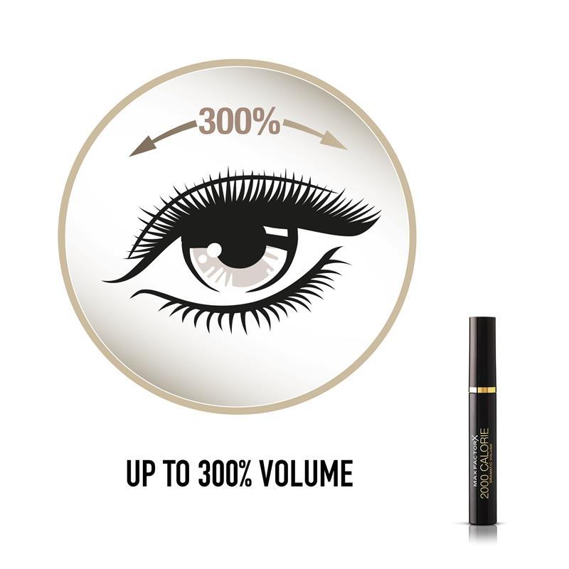 Max Factor 2000 Calorie Mascara Black