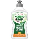 Morning Fresh Dishwashing Liquid Antibacterial Orange and Tea Tree 400ml