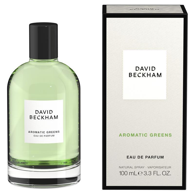 David Beckham Aromatic Greens Eau De Parfum 100ml