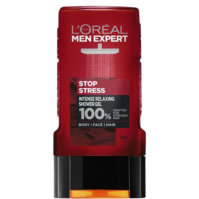 L'Oreal Men Expert Stop Stress Shower Gel 300ml
