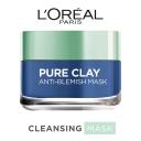 L'Oreal Paris Pure Clay Blemish Rescue Mask 50ml