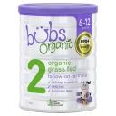 Bubs Organic GrassFed Follow-on Milk Formula 800g