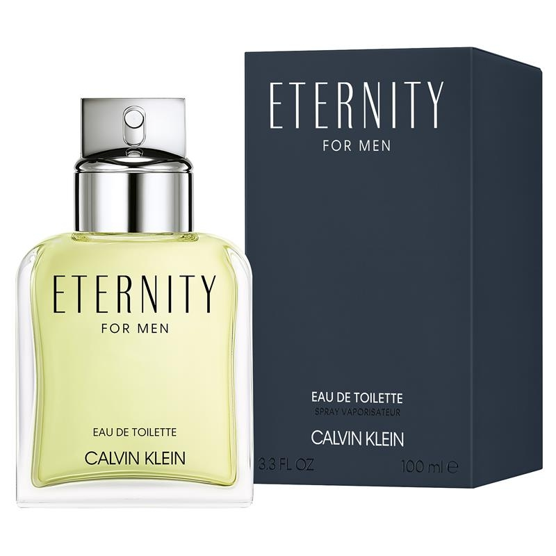 Calvin Klein Eternity for Men Eau de Toilette Spray 100mL