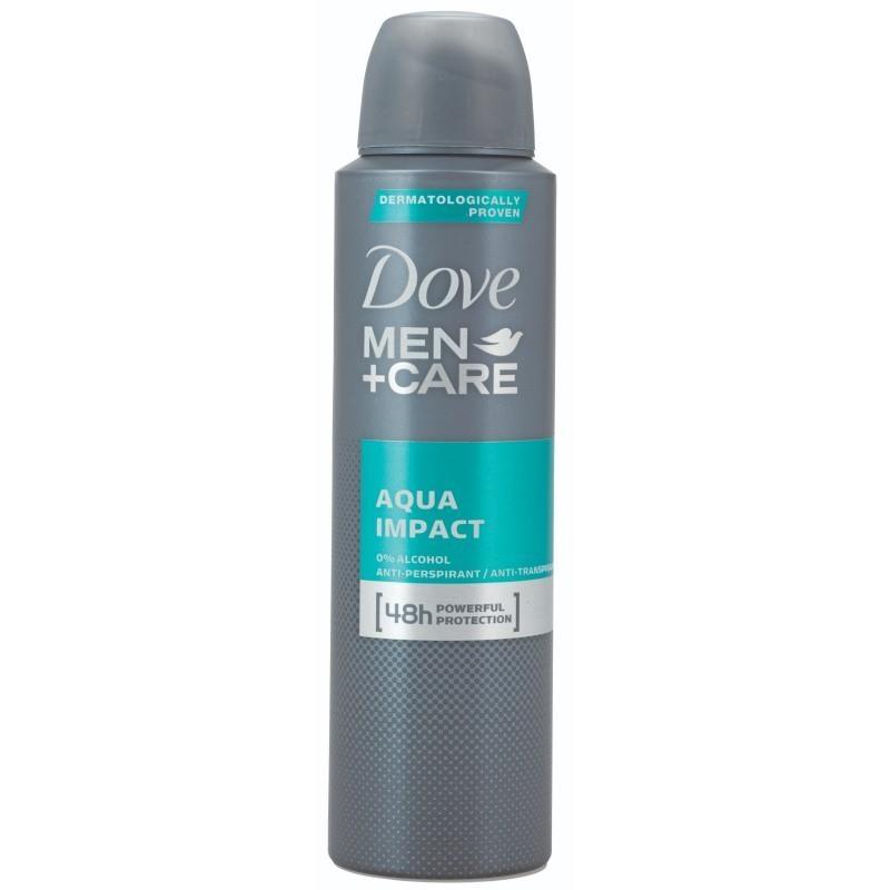Dove for Men Antiperspirant Aqua Impact 150ml