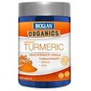 Bioglan Superfoods Organic Turmeric 1000mg 100 Tablets