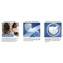 Oral B 3D White Luxe Advanced Seal 14 Teeth Whitening Treatments