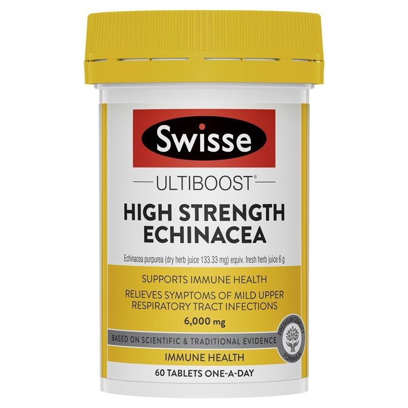 Swisse Echinacea 60 Tablets